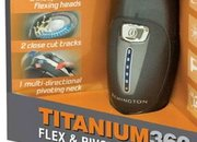 Remington Titanium 360 R5130 electric shaver - photo 1