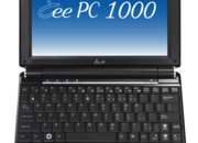 Asus Eee PC 1000 notebook - photo 2