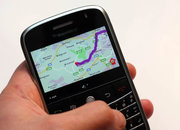 BlackBerry Bold mobile phone - photo 4