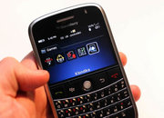 BlackBerry Bold mobile phone - photo 5