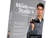 Sony Vegas Movie Studio 9 Platinum - photo 1