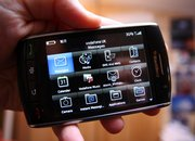 BlackBerry Storm mobile phone - photo 5