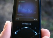 Samsung YP-Q1 Diamond MP3 player - photo 4