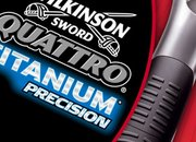 Wilkinson Sword Quattro Titanium Precision razor - photo 1