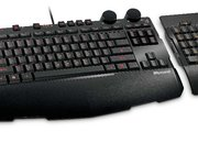 Microsoft SideWinder X6 gaming keyboard - photo 3