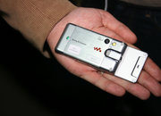 Sony Ericsson W995 - First Look - photo 2