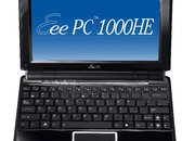 Asus Eee PC 1000HE notebook - photo 3