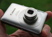 Canon IXUS 100 IS digital camera - photo 2