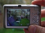 Canon IXUS 100 IS digital camera - photo 3