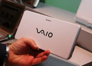Sony Vaio VGN-P11Z/W notebook - photo 3