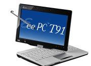 Asus Eee PC T91 notebook - photo 2