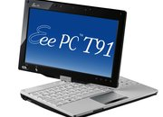 Asus Eee PC T91 notebook - photo 3
