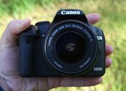 Canon EOS 500D DSLR camera - photo 2