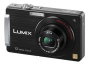 Panasonic Lumix DMC-FX550 digital camera - photo 2