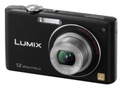 Panasonic Lumix DMC-FX40 digital camera - photo 2