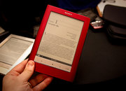 Sony PRS-600 Reader Touch Edition ebook - First Look  - photo 2