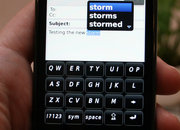 BlackBerry Storm 2 - First Look   - photo 5