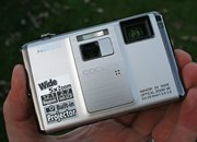 Nikon Coolpix S1000pj digital camera   - photo 2