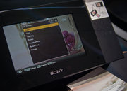 Sony S-Frame DPP-F700 digital photo frame - First Look - photo 4