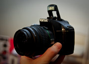Pentax K-x DSLR camera   - photo 2