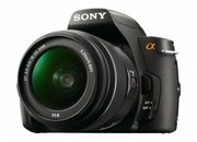 Sony Alpha A230 DSLR camera   - photo 2