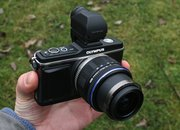 Olympus Pen E-P2 digital camera - photo 5
