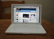 Apple MacBook (white) notebook - photo 2