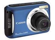 Canon PowerShot A495 camera   - photo 3