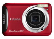 Canon PowerShot A495 camera   - photo 4