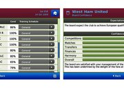 Football Manager Handheld 2010 for iPhone - photo 4