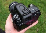 Sony Alpha 450 DSLR camera   - photo 2
