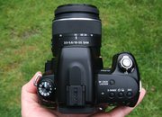 Sony Alpha 450 DSLR camera   - photo 4