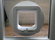 SureFlap microchip cat flap  - photo 1