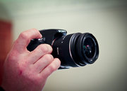First Look: Sony Alpha A55 - photo 3