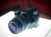 First Look: Sony Alpha A55 - photo 4