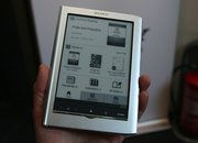 First Look: Sony PRS-650 Reader Touch - photo 2