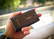 First Look: Samsung Omnia 7 - photo 3