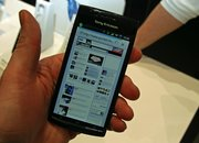 First Look: Sony Ericsson Xperia Arc   - photo 2