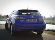 Lexus CT200h SE-I   - photo 5