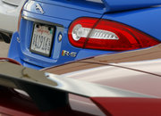 Jaguar XKR-S convertible  - photo 5