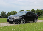 Lexus GS450h - photo 4