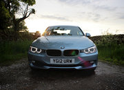 BMW 320d Efficient Dynamics - photo 4