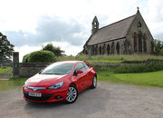 Vauxhall Astra GTC SRI CDTI - photo 2
