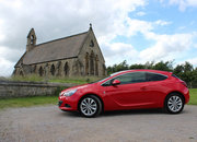 Vauxhall Astra GTC SRI CDTI - photo 3