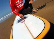 Intel creates world's first Wireless Technology Surfboard - photo 3