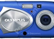 Olympus launch Ocean Blue Mju410 - photo 1