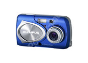 Olympus launch Ocean Blue Mju410 - photo 3