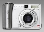 Canon announces PowerShot A85 - photo 1