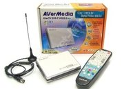 AverMedia launch DVB-T USB2.0 portable tv tuner - photo 1