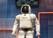 CES 2006: Pocket-lint gets date with Honda robot ASIMO - photo 5